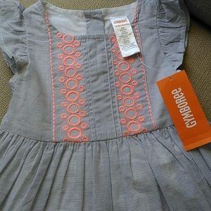 Gymboree Flutter sleeve dress.